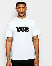 Мужская футболка Ванс, хлопок приятная к телу