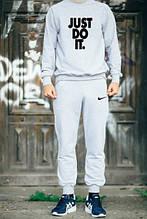 Мужской спортивный костюм Найк, свитшот и штаны