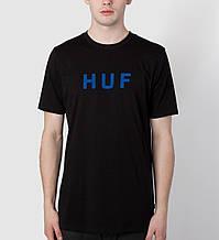 Мужская футболка Хаф, хлопок приятная к телу