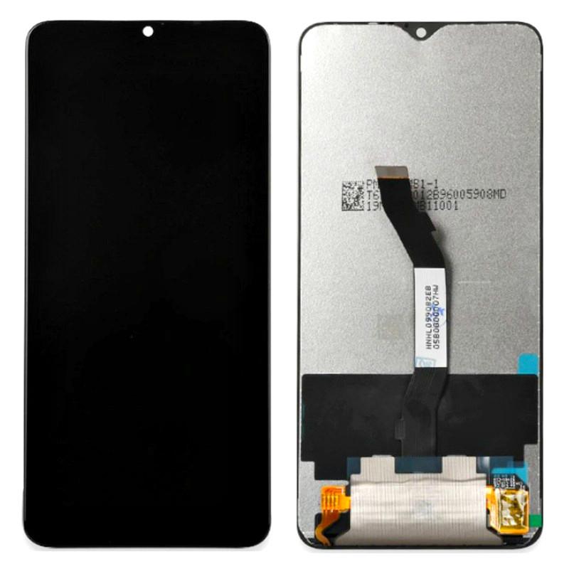 Дисплей для Xiaomi Redmi Note 8 Pro черный, с тачскрином