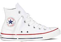 Кеды Converse All Stars Optical White High M7650C (белые) 36