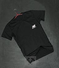 Чоловіча футболка Нью Беланс, бавовна приємна до тіла