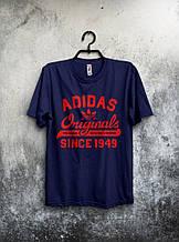 Чоловіча футболка Адідас, бавовна приємна до тіла