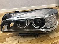 Левая фара BMW 2 F45 F46 LED Европа