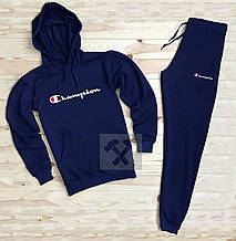 Мужской спортивный костюм Чемпион с капюшоном, толстовка и штаны