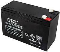 Свинцово-кислотный аккумулятор батарея UKC WST12-7.2 12V 7.2A Black (1884)