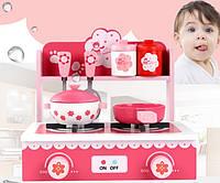 Подарок ребенку деревянная игрушка детская игровая мини кухня