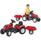 Дитячий педальний трактор з причепом FALK Ranch 2051A 2-5 років, фото 3