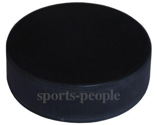 Шайба хоккейная (шайба для хоккея), малая: 6х1.8 см.