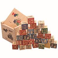 Деревянная игрушка деревянный куб с крышкой и кубиками настольная игра