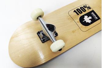 Скейтборд деревяний Mite CANADA MAPLE MT-2801