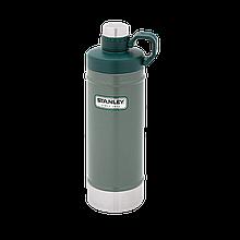Термопляшка Stanley Classic 0.62 л зелений (6939236321785)
