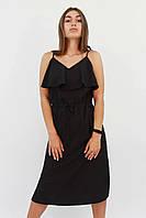 Повсякденне плаття Janise, чорний