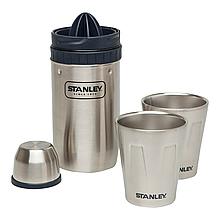 Набір Stanley Adventure - шейкер 0.59 Л та 2 чашки 0.21  Л стальний_наб