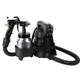 Краскораспылитель электрический 450Вт 1.4/1.8мм HVLP (маляр) SIGMA 6816011