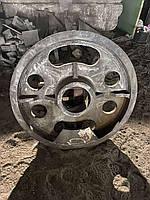 Отливка стальных и чугунных колес, фото 4