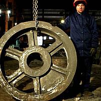 Отливка стальных и чугунных колес, фото 7