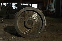 Отливка стальных и чугунных колес, фото 8