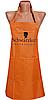 Фартук Shwarzkopf, оранжевый