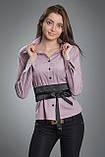 Рубашка женская мод №02, размеры 42,44,46,48(только опт), фото 3