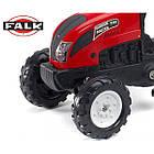 Детский педальный трактор с прицепом Falk 2058G GARDEN MASTER 2-5 лет, фото 2