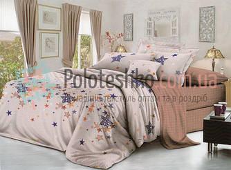 Комплект постельного белья Ранфорс Star