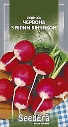 Семена Редис Красный с белым кончиком 2 г SeedEra 2786