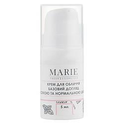 Marie Fresh Крем для сухої та нормальної шкіри обличчя 5 мл