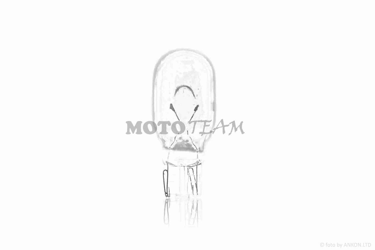 Лампа поворотов безцокольная  T15  12V 16W  белая  LIPAI