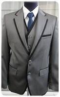 Мужской костюм тройка West-Fashion модель А-984