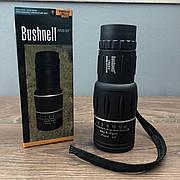 Монокуляр Bushnell мощный 16х52 бушнелл 16 кратный для охоты рыбалки с большой кратностью