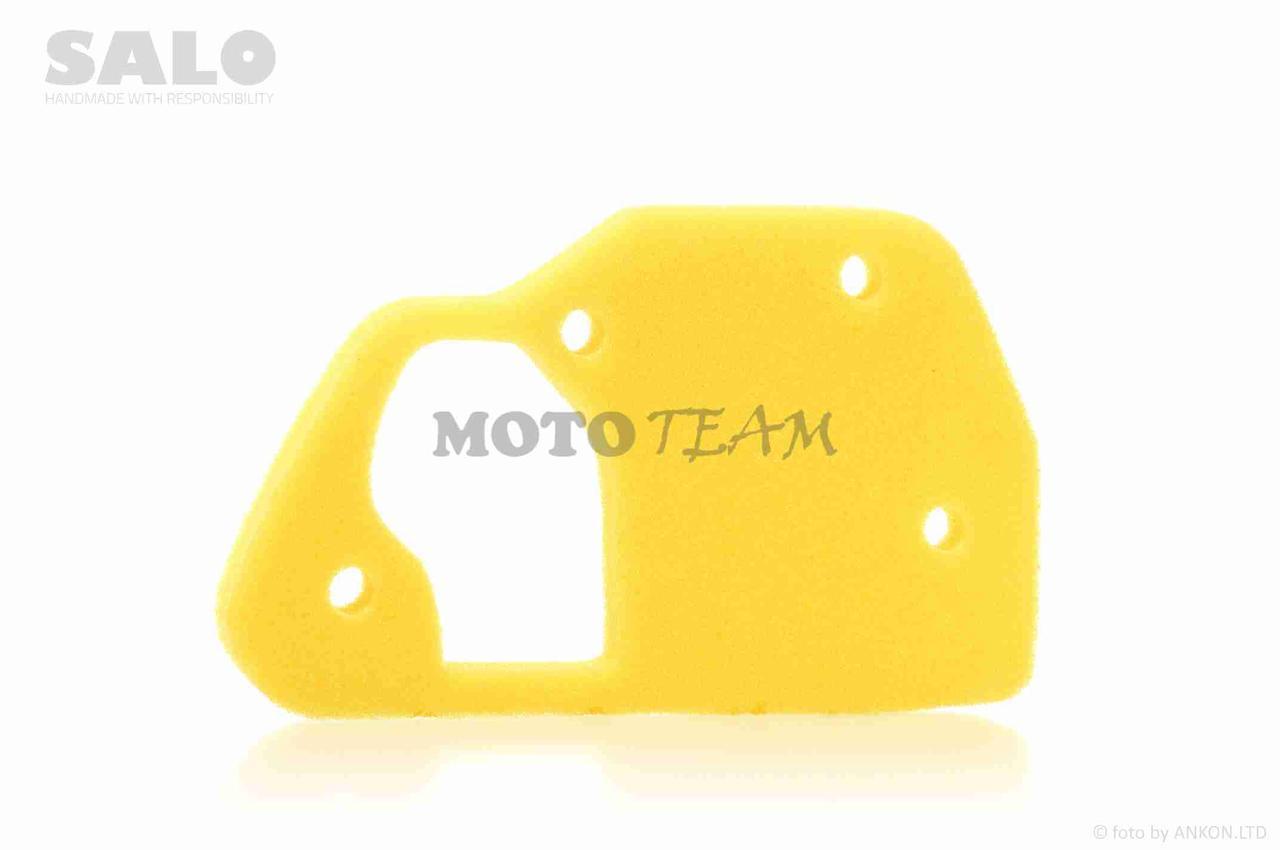 Фильтр воздушный  MINT 1YU  поролон, с пропиткой, желтый