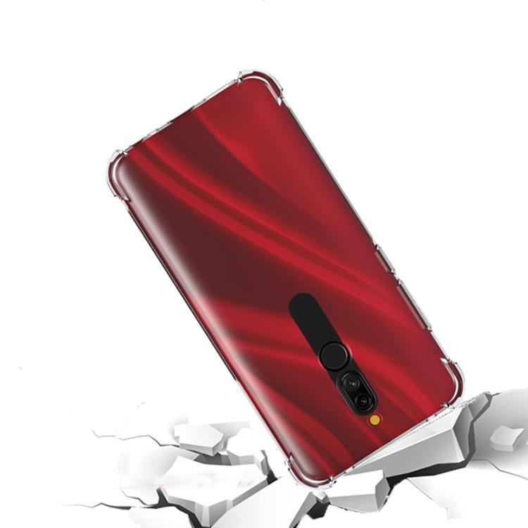 Противоударный прозрачный чехол для Xiaomi Redmi 8