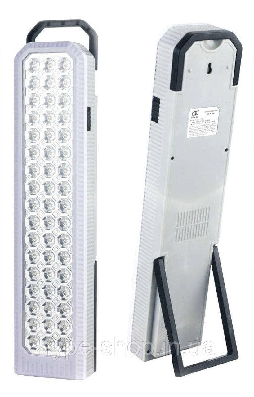 Фонарь светодиодный ЛЕД ручной акумуляторный YAJIA YJ-1922-1