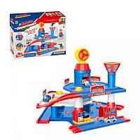 Игровой набор гараж ББ 866-26