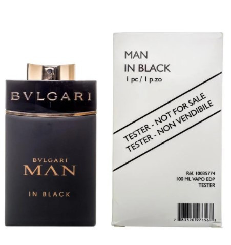 Тестер Bvlgari Man In Black 100 мл