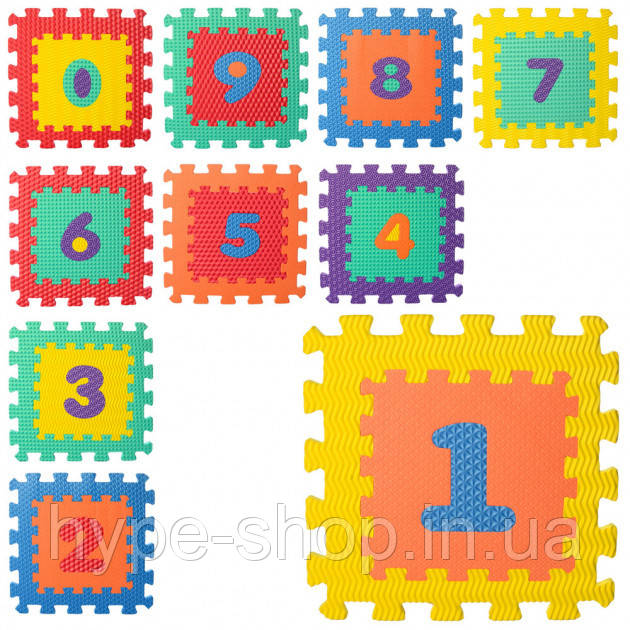 Коврик-мозаика Bambi Цифры (M 5731)