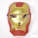 Маска Железный человек, фото 2