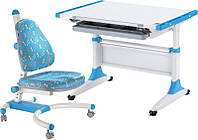 Комплект мебели: стол K-1 с ящиком + детское кресло K-639, фото 1