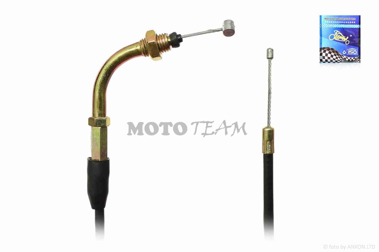 Трос газа  для PZ27, PZ30  без ускорительного насоса  L850  LIPAI