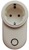 Умная розетка с Wi-Fi управлением Smart socket SA-014 10A 6996