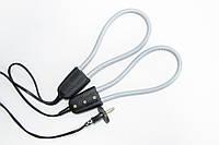 Дуговая большая электрическая сушка для обуви, Серая, электро-сушилка (електросушарка для взуття), Сушилки для