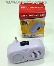 Электронный ультразвуковой отпугиватель крыс и мышей - Ультрафон (Электронный Кот)