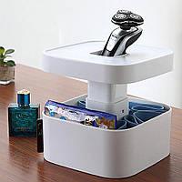 """Мужской органайзер для ванной """"Men's Storage Box"""" органайзер для мужчин в ванную комнату, Органайзеры, держатели и полки для ванной"""