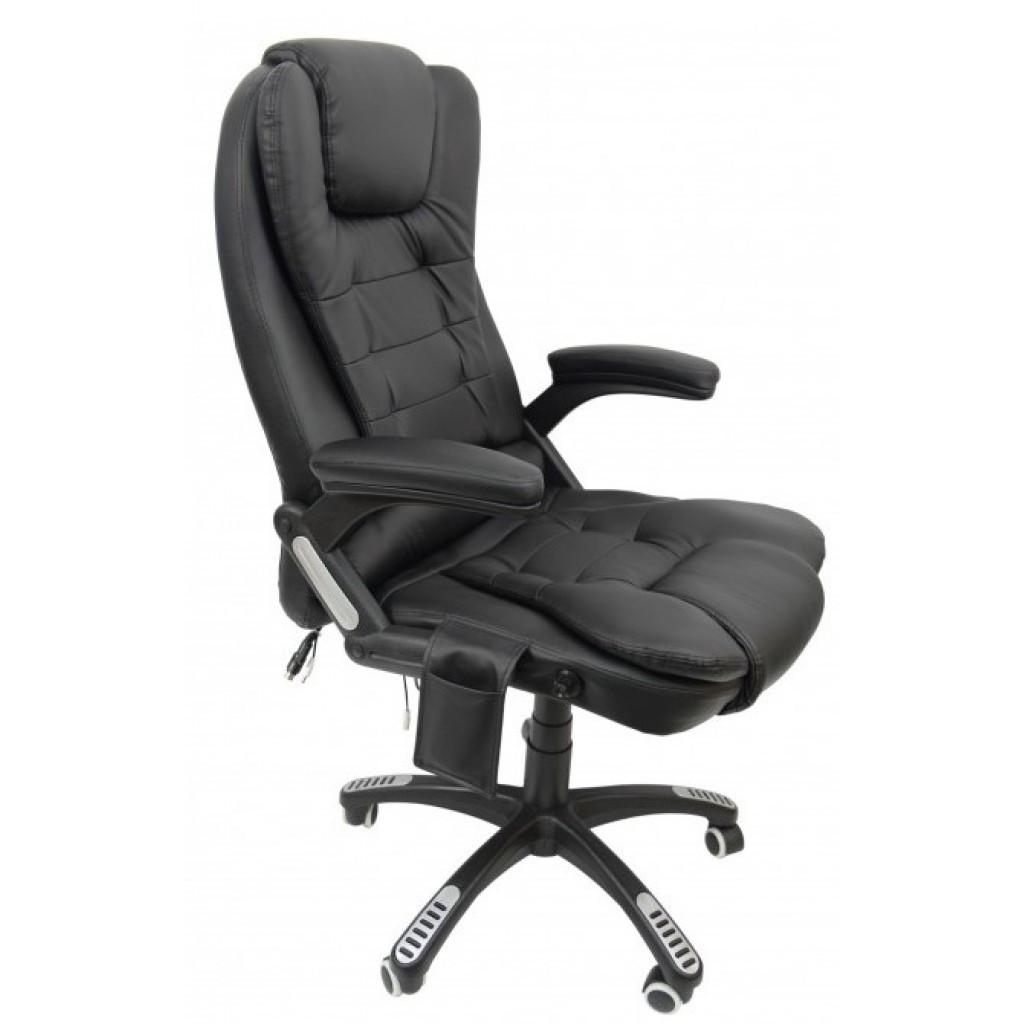 Крісло Bonro M-8025 чорне