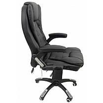 Крісло Bonro M-8025 чорне, фото 2