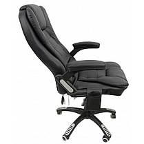Крісло Bonro M-8025 чорне, фото 3