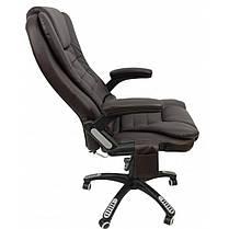 Крісло Bonro M-8025 коричневе, фото 2