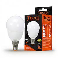 Лампа светодиодная Tecro 5 Вт G45