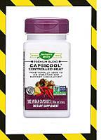 Nature's Way, Кайенский перец CapsiCool, 390 мг 100 веган капсул, фото 1